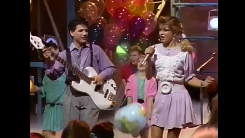 KIDS Incorporated Pop Goes The World