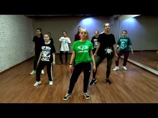 11. Флешмоб. Учим легкий танец. Обучающее видео