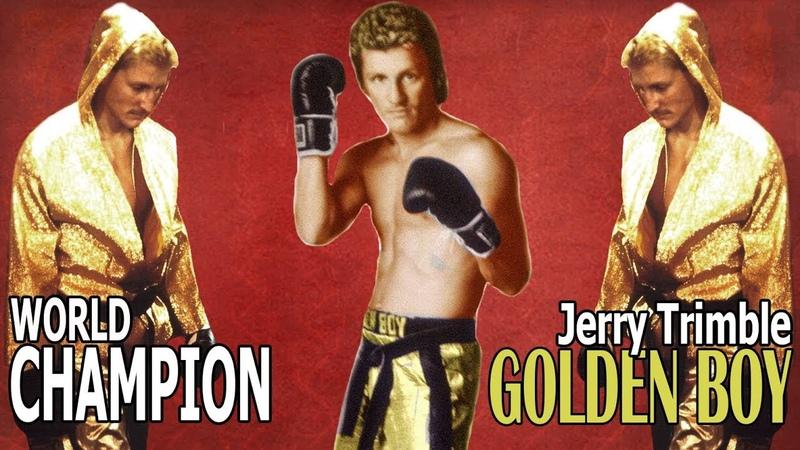 Jerry Golden Boy Trimble Tribute
