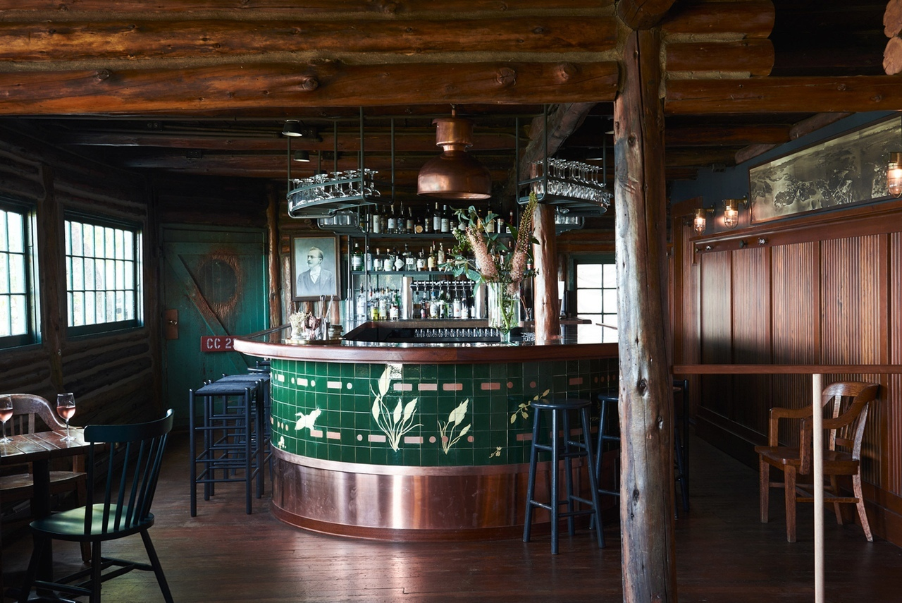 Two brothers revitalise rustic Captain Whidbey Inn in coastal Washington