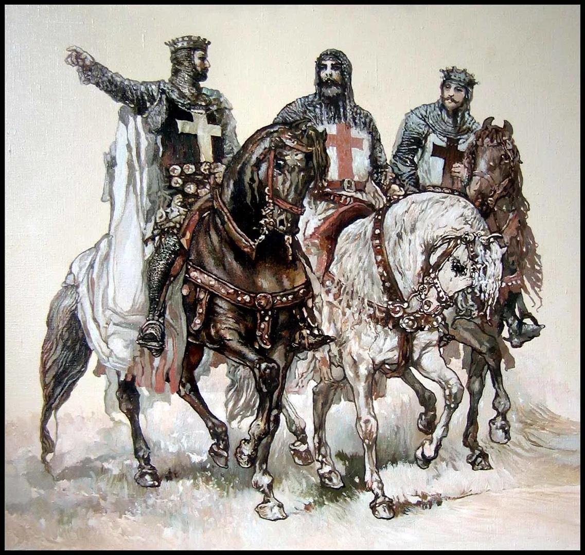 картинки про крестовые походы организациях