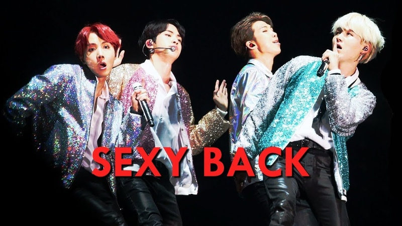 Hyung line ▪ SEXY BACK 「collab」
