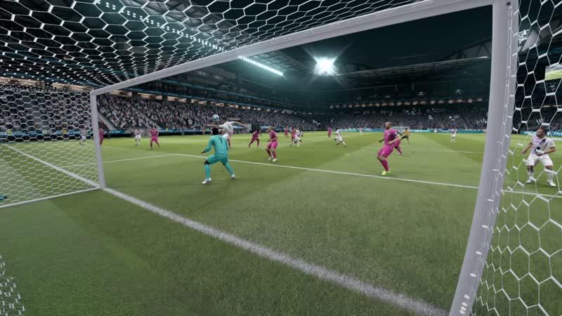 FIFA 19 Мощное замыкание от Фернандо Торреса