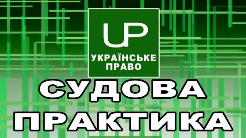 Оскарження виконавчих дій в цивільному суді Судова практика Українське право Випуск 2018 12 22