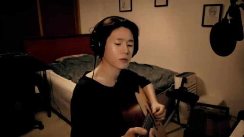 一般の韓国人がギターを弾きながら歌うONE OK ROCK(ワンオクロック)のWherever you are - キリエ・カイリ.mp4