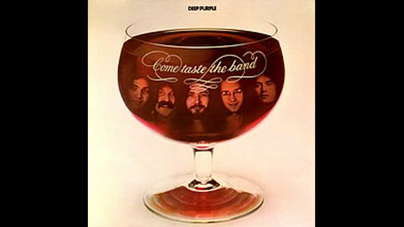 Deep Purple Lady Luck Wild Dogs Come Taste the Band Tour 1975 1976