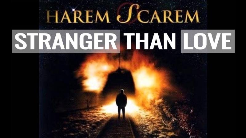 HAREM SCAREM STRANGER THAN LOVE cover by Вилен Хованский