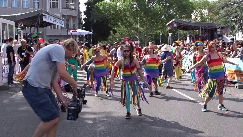 Berlin Karneval der Kulturen Carnival of Cultures 2019 Amasonia Furiosa