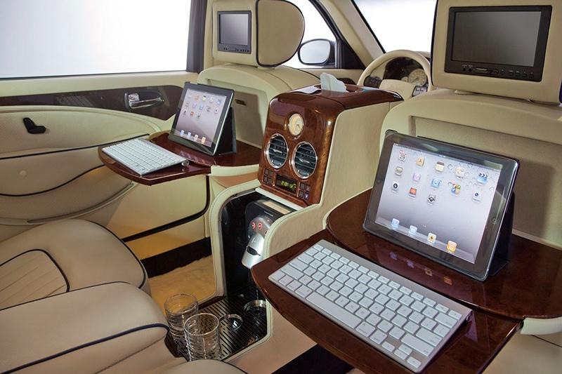 Богатые люди должны отказаться от Mercedes в пользу Bufori, изображение №7