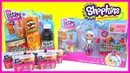 Shopkins Real Littles I Chrissy Puffs Shoppie and Lil Shopper Pack I FOUND LIMITED EDITION SKETCHERS