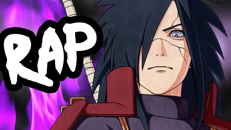 MADARA RAP | God Mode | RUSTAGE [Naruto Rap]