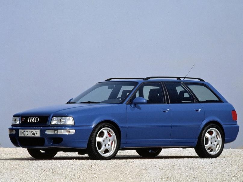 1994 Audi Avant RS2 — Авто подарившее жизнь Порше, изображение №10