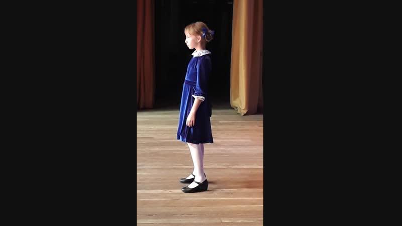 Моя прабабушка автор и исполнитель Алиса Лисевская 11 лет