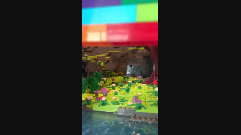 Zedd's New Art Installation at Home Has a Tiny Lego Club Inside