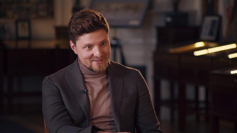 Александр Малич ll интервью с Николаем Цискаридзе