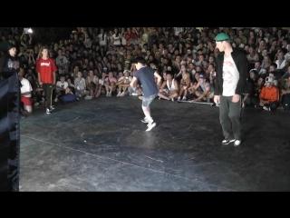 Хоть Отбавляй (K-real & Dave) vs Hustle Kids (Menno & Justen)