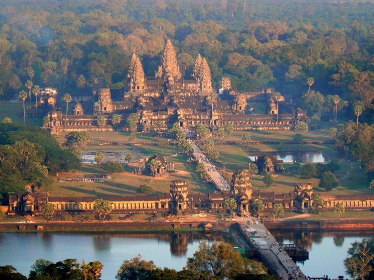 Кох Кер – дальние храмы Ангкора