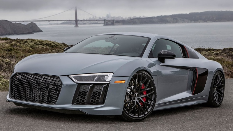 WOW 660HP REAR WHEEL DRIVE 2018 AUDI R8 Mad car mad sound and mad fun 1of999 and TUNED