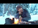 【野食小哥】之在雪地上擼串沒試過吧,啤酒加羊肉,一個人吃太爽了