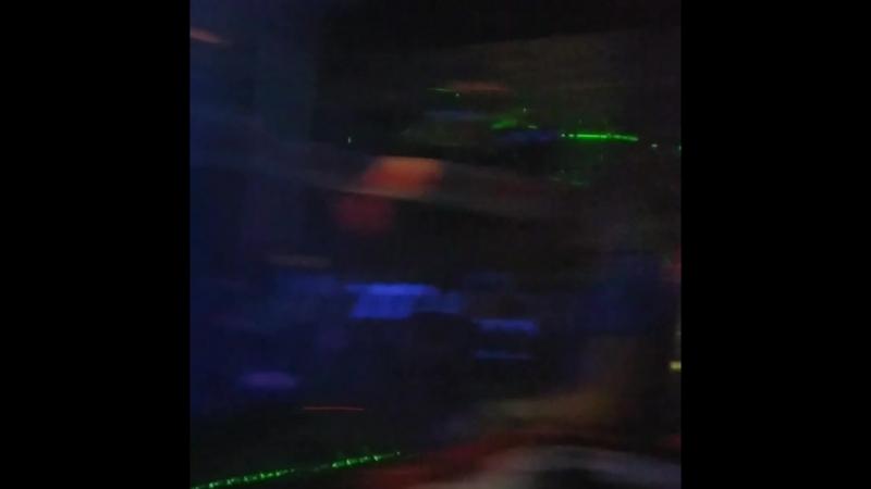 G-Live - MONATIK - Kruzhit on Autumn Motion. 22.09.2018@A.M.Bar. Ryazan