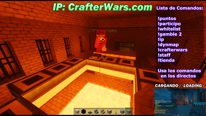 *NECESITO STAFF y MOD* WHITELIST server NO PREMIUM EN DIRECTO SE BUSCA STAFF [1.14.4 Minecraft]