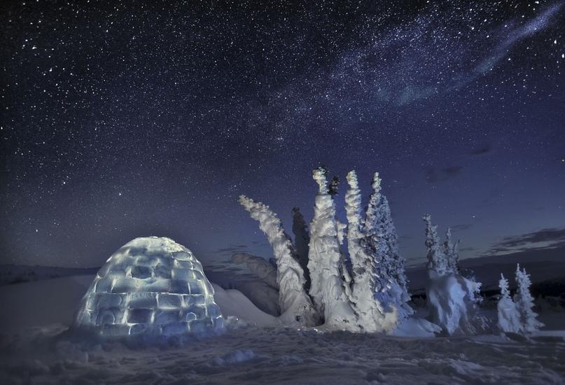 Как живут люди в экстремальных условиях крайнего Севера, изображение №3