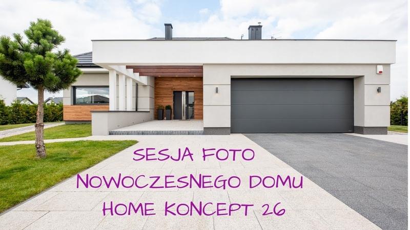 Home Koncept 26 Nowoczesny Dom Na Sprzedaż Sesja Fotograficzna i Efekty Pracy Home Stagera