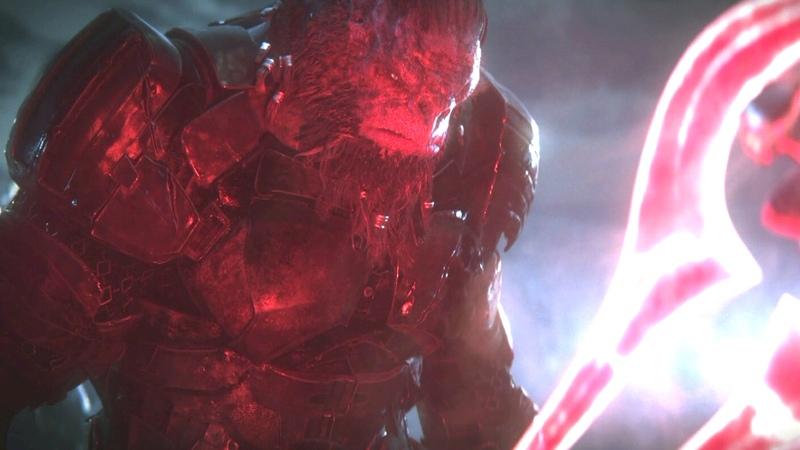Atriox's Origin Story (Halo Wars 2)