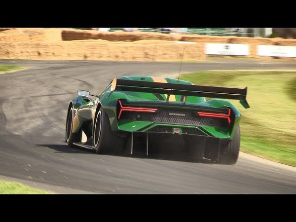 2019 Goodwood Festival of Speed BEST of Day 3! FASTEST FOS Car, F1 Cars, Drifts Burounts!