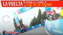 Coll de la Gallina - Stage 9 | La Vuelta 19
