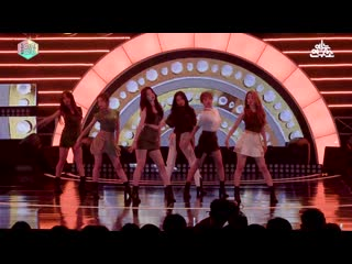 190921 Music Core fancam Rocket Punch - Love is Over