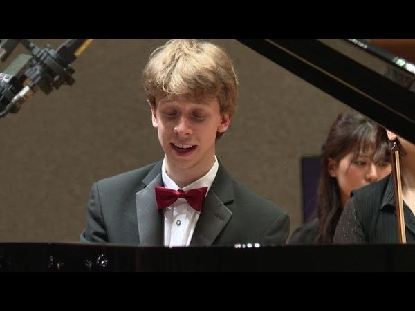 Baron FENWICK, Piano Section Final Round of the 7th SIMC (Sendai, 7.06.2019)