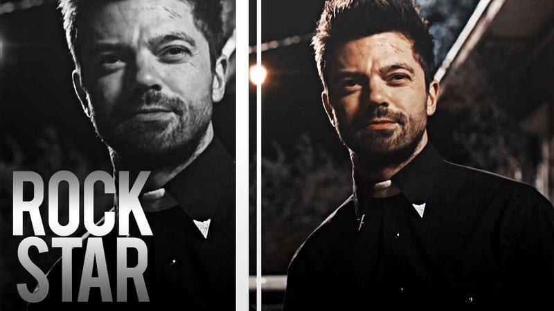 Jesse custer • rockstar