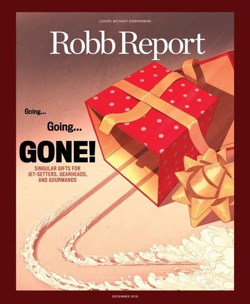 Robb Report USA - December 2018