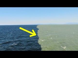 Вот почему два океана никогда не смешиваются!..