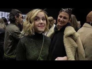 190116 @ Fendi Mens Fall/Winter 2019-20 Fashion Show: Backstage
