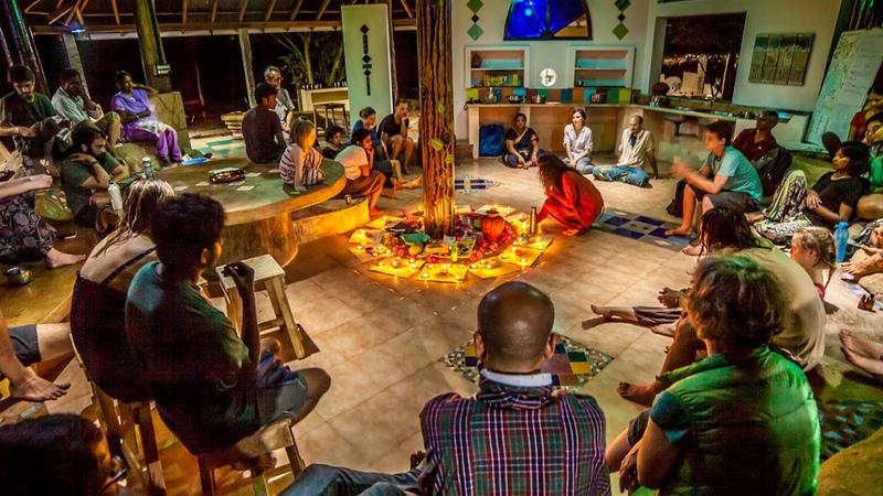 Ecovillage Design Education Teaser Auroville 2016