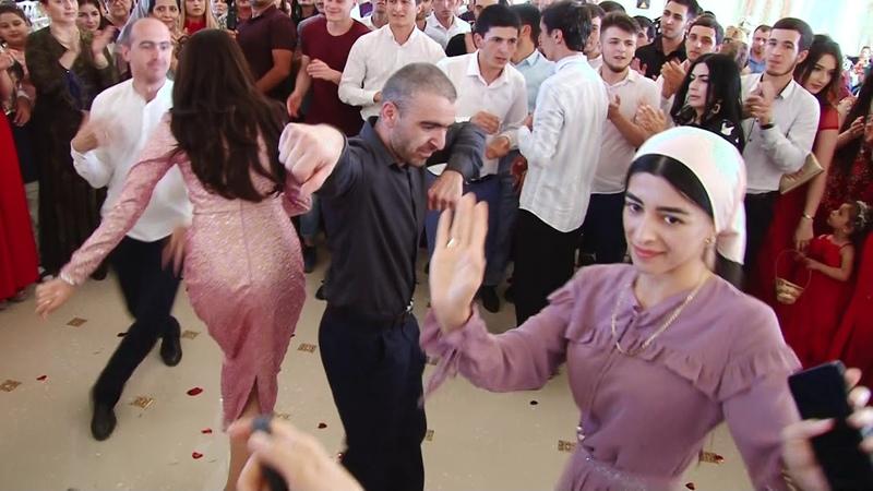 Шикарная Даргинская Свадьба в Дагестане 2019