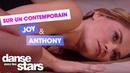 DALS S08 - Joy Esther et Anthony Colette pour un contemporain sur You Me de Disclosure