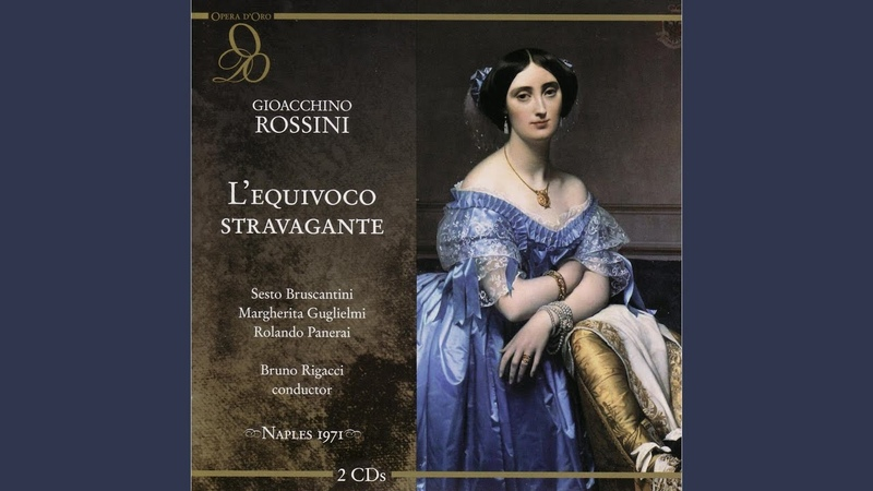 L'Equivoco Stravagante Act One Occhietti miei vezzosi