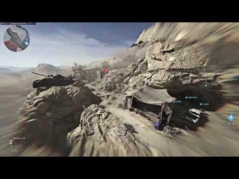 Call Of Duty Modern Warfare 2019 - Захват флага (типа Бета тест)