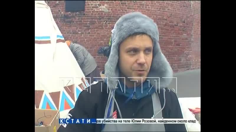 Гастрофестиваль на площади Минина собрал шеф-поваров со всей России