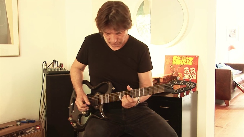 Xox Audiotools Carbon e guitar Peter Solomon design Part2