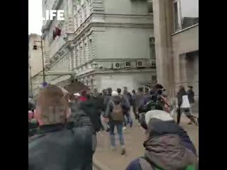 Конор Макгрегор в Москве