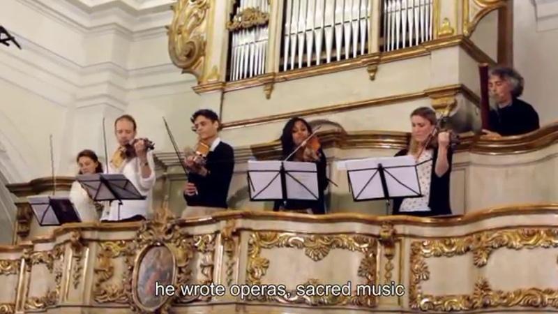 LEGRENZI: Sonate Balletti - Clematis Stéphanie De Failly - Official Album Trailer