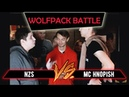 Wolfpack Tournament 2: NZS VS MC HNOPISH (3 круг)