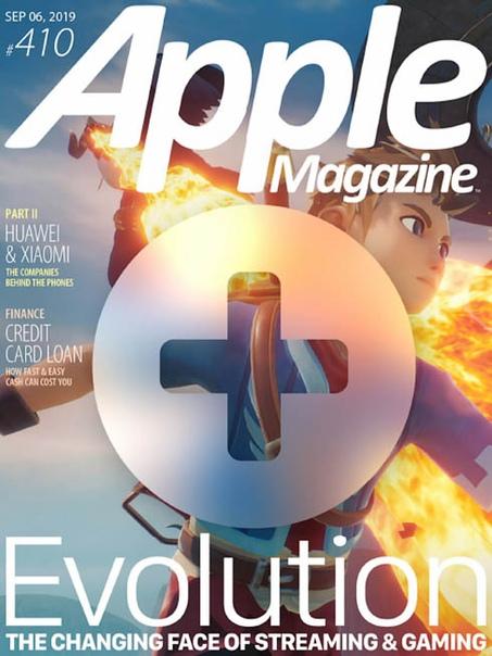 2019-09-06 AppleMagazine