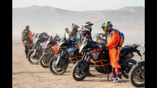 KTM Ride Out China with Cardo
