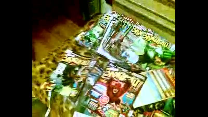 Как не стоит жить Моя коллекция комиксов 2001 2011 Росомаха человек паук люди икс мстители 11DeadFace