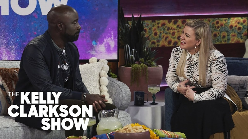 Mike Colter Shares Terrifying Real Life Paranormal Experience | The Kelly Clarkson Show